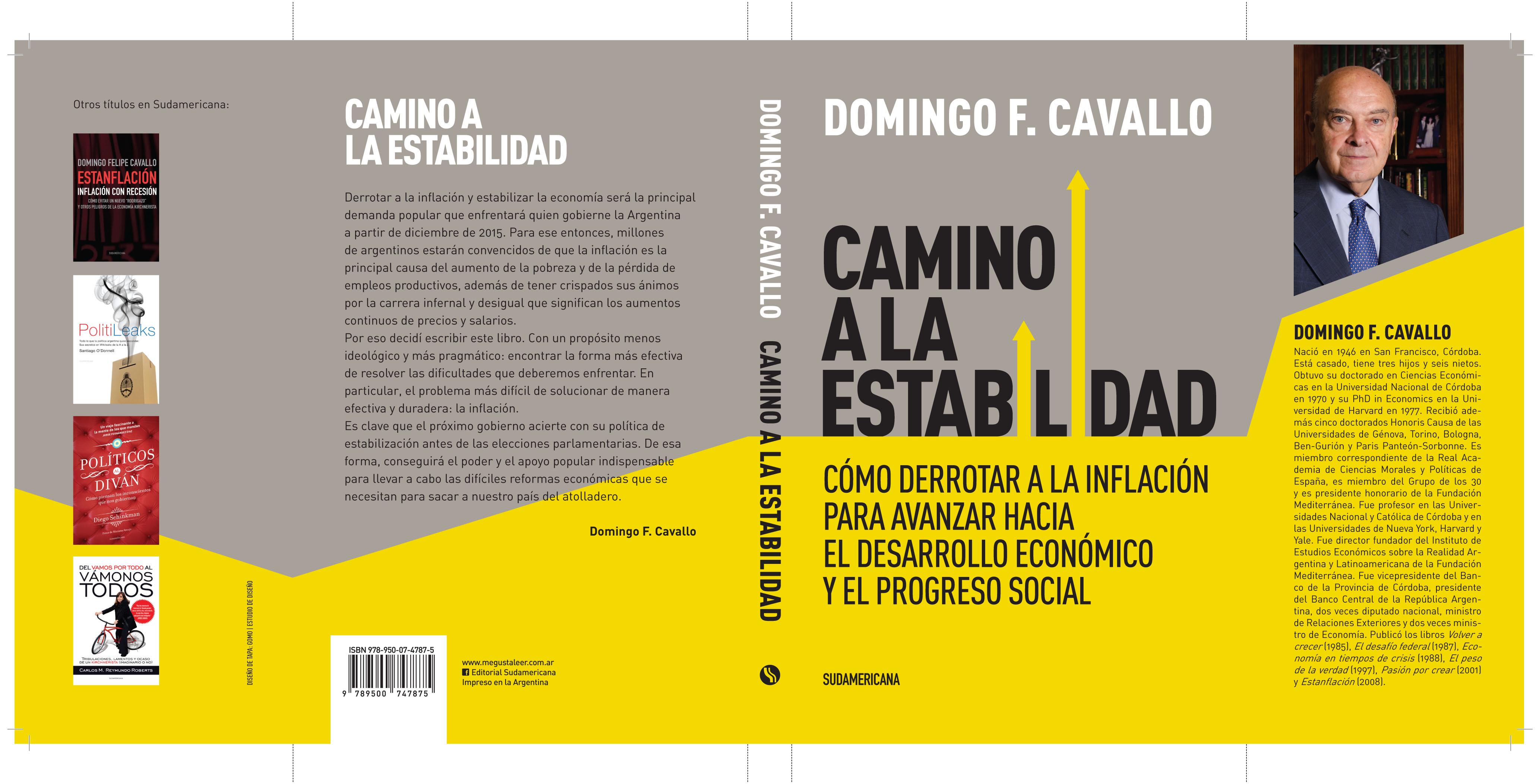 Tapa del nuevo libro